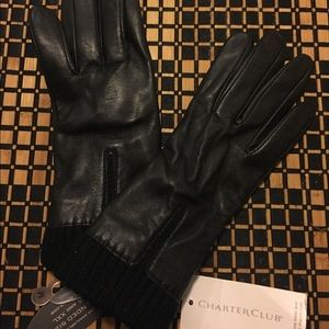 Charter Club Women's Gloves